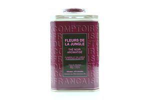 Чай Comptoir Francais Квіти джунглів з/б 80г