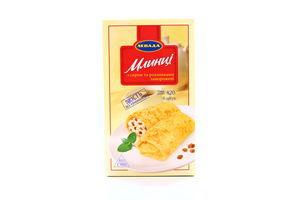 Блины с сыром-изюмом и ванилью Левада 420г