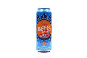 Пиво специальное 0.5л 6% BeerMix Bora-Bora`s ж/б