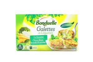 Галети Bonduelle овочеві Королівські 300г