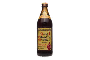 Пиво 0.5л 5.1% темное непастеризованное Schlenkerla Aecht Rauchbier Marzen бут