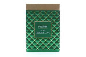 Чай Newby Prime Darjeeling чорний байховий 100г