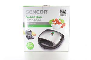 Сендвічмейкер Sensor SSM 4300 SS
