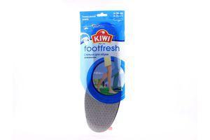 Устілки Kiwi footfresh д/взуття дезодоруючі