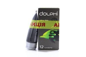 Презервативи Dolphi Ultra Thin 12шт