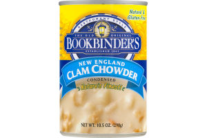Bookbinder's New England Clam Chowder