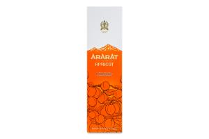 Напій алкогольний 0.7л 35% міцний Apricot Ararat к/у