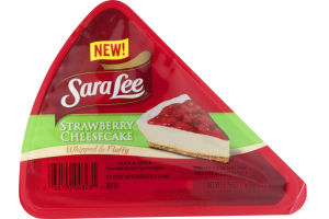 Sara Lee Cheesecake Slice Strawberry