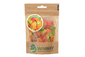 Цукати Мікс кубики Winway д/п 100г