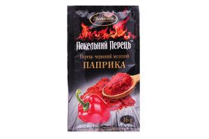 Паприка сладкая молотая Любисток м/у 16г