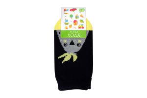 Шкарпетки дитячі Легка хода №9241 18-20 маріне