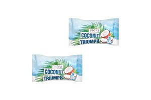 Конфеты глазированные Кокос-триумф Pioni кг