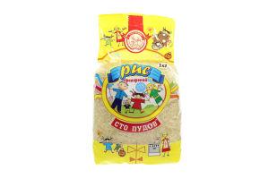 Рис пропарений 1 кг/ Сто Пудів/