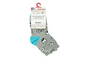 CONTE-KIDS TIP-TOP Шкарпетки дитячі р.14 297 сірий