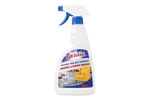 Средство чистяще-моющее для ковров и мягкой мебели Активная пена Универсал-2000 San Clean 500г