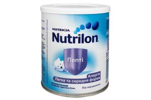 Суміш від народження Nutricia Nutrilon 400г