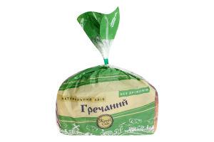 Хлеб нарезной без дрожжей Гречневый Житня Сила м/у 0.3кг