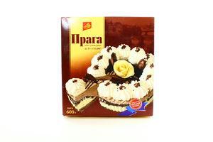 Морозиво торт Ажур Прага 600г х4