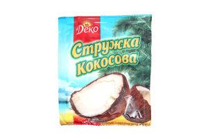 Кокосова стружка Мікс 25г Деко