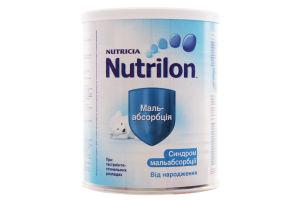 Замінник грудного молока Нутрілон Мальабсорбція 400г