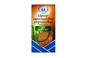 Сахар тростниковый коричневый нерафинированный Dry Demerara Diamant к/у 500г