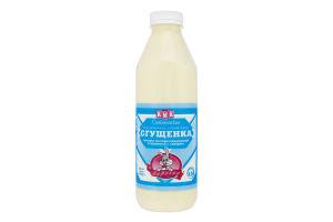 Продукт молоковмісний згущений 8.5% з цукром Згущенка Слобожанська Заречье п/пл 1кг