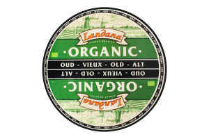 Сир 40% Organic Landana кг