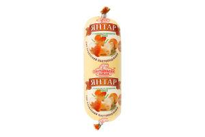 Сыр плавленный Полтавський смак Янтарь грибы