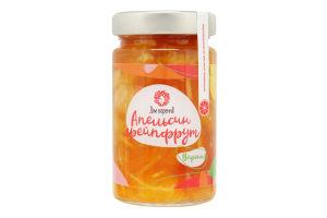 Варенье Апельсин-грейпфрут Дім варення с/б 350г