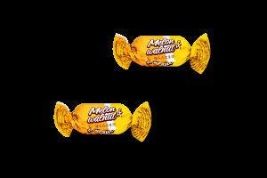 Цукерки глазуровані Melon&Walnut Pioni кг