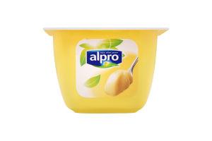 Десерт соєвий Alpro Ванільний 125г Бельгія х24