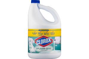 Clorox Splash-Less Bleach Clean Linen