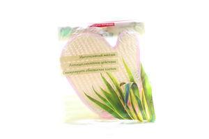 Стреп-мочалка з натуральными волокнами агавы Natura Vita