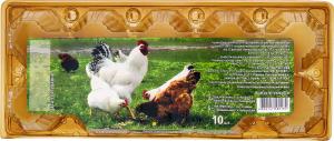 Яйца куриные Ясенсвіт Фермерские 1сорт