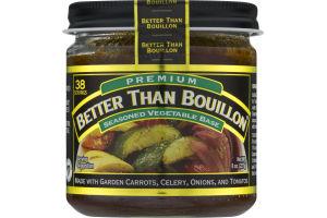 Better Than Bouillon Premium Seasoned Vegetable Base