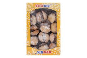 Печиво здобне пісочне зі смаком згущеного молока Горішок Бом-Бік к/у 0.53кг
