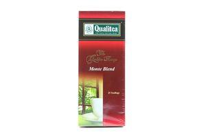 Чай черный Monte Blend Qualitea к/у 25х1.8г