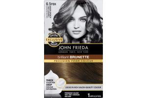 John Frieda Brilliant Brunette Precision Foam Colour Lightest Cool Almond Brown