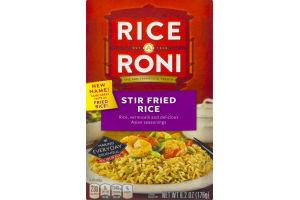 Rice A Roni Stir Fried Rice