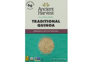 Ancient Harvest Gluten-Free Traditional Quinoa Organic Grains