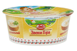 Сыр плавленый оригинальный ЗвениГора 175г п/б