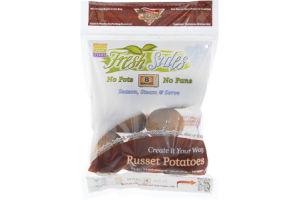 Fresh Sides Russet Potatoes