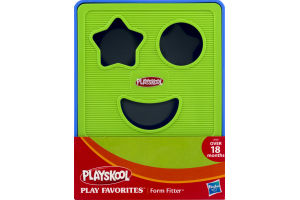 Playskool Play Favorites Form Fitter - 9 CT