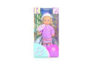 Кукла Ева в зимней одежде Simba