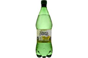 Naure's Promise Sparkling Water Beverage with Organic Lemon Flavor