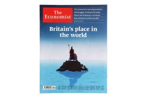 Журнал The Economist 1шт
