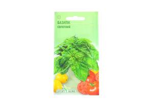 Насіння Елітсортнасіння ПСК Базилік салатний 0,3г