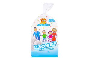 Мороженое 15% пломбир Суперсемейка Геркулес м/у 1кг