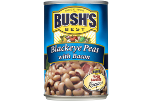 Bush's Blackeye Peas with Bacon