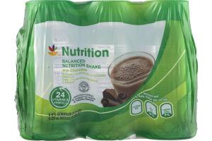 Ahold Nutrition Balanced Nutrition Shake Milk Chocolate